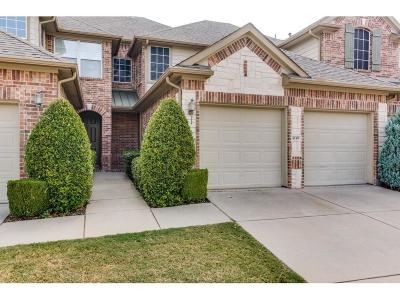 Carrollton Townhouse Active Option Contract: 4140 Woodland Trail
