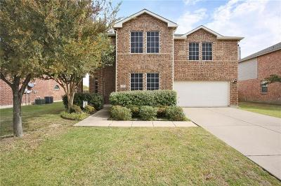 Wylie Single Family Home Active Option Contract: 1207 Mobile Lane