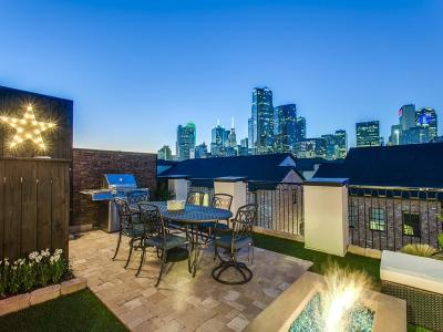 Dallas Townhouse For Sale: 2160 Helsminster Drive
