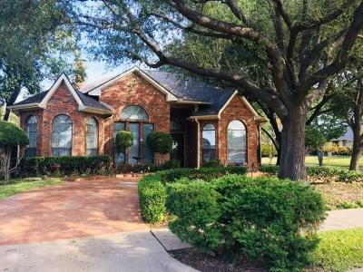 Mesquite Single Family Home For Sale: 1203 Terrace Drive