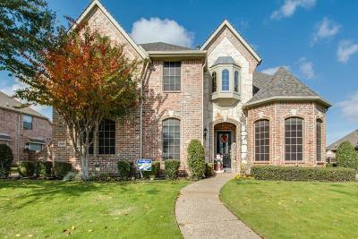 Mansfield Single Family Home Active Option Contract: 4213 Woodcrest Lane