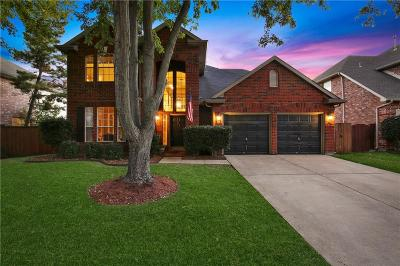 Frisco Single Family Home Active Option Contract: 5909 Louisville Drive