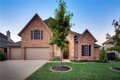 Little Elm Single Family Home Active Option Contract: 2257 Hideaway Point Drive