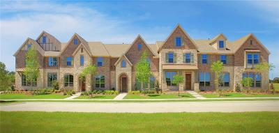 Carrollton Townhouse For Sale: 4691 Dozier Road #A