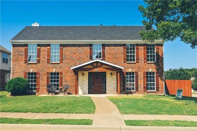 Allen Single Family Home For Sale: 1202 Greenway Drive