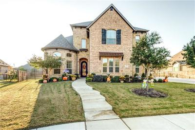 Trophy Club Single Family Home For Sale: 2224 Trophy Club Drive