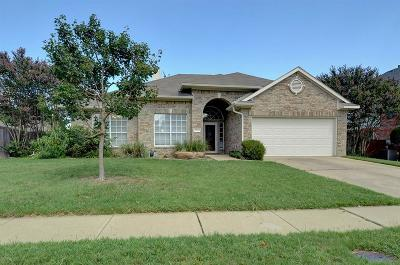 McKinney Single Family Home Active Option Contract: 804 Canyon Valley Drive