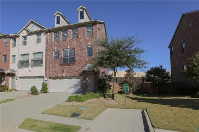 Lewisville Townhouse For Sale: 445 Busher Drive