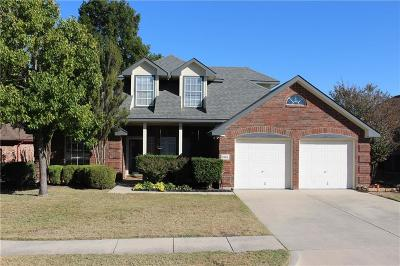 Frisco Single Family Home Active Contingent: 9960 Williford Trail