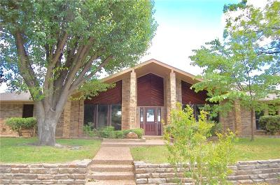 Richardson Single Family Home For Sale: 2704 Sherrill Park Drive