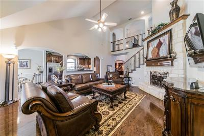 Single Family Home For Sale: 3804 Applesprings Drive