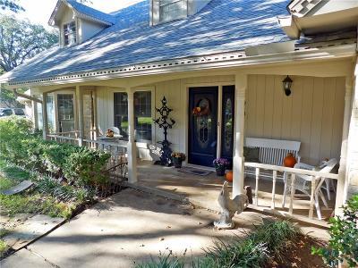 Denton Single Family Home For Sale: 1010 Ridgecrest Circle