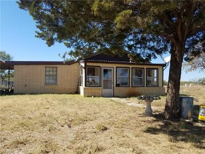 Brownwood Single Family Home For Sale: 7030 Thrifty Lane