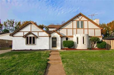 Arlington Single Family Home For Sale: 2225 Park Hill Drive