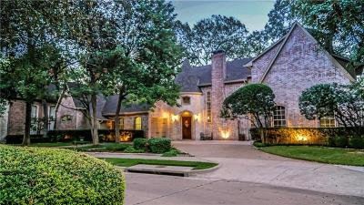 McKinney Single Family Home Active Option Contract: 3207 Valley Forge