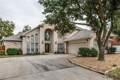 The Colony TX Single Family Home For Sale: $399,995