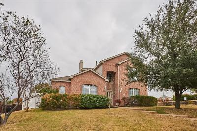 Rockwall Single Family Home For Sale: 1010 Hillcrest Circle