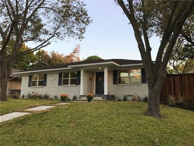 Single Family Home For Sale: 10016 Crestwick Drive
