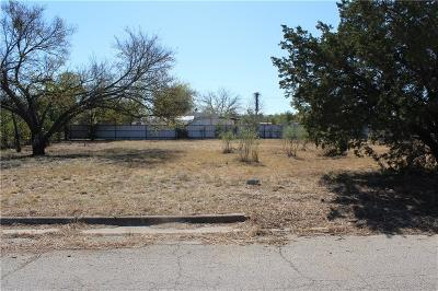 Mineral Wells Residential Lots & Land For Sale: 1009 16th Street