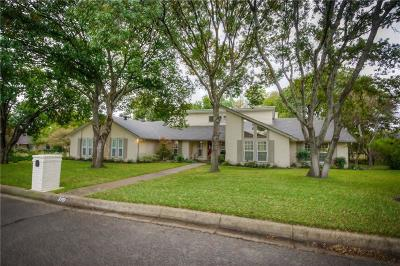 Fort Worth Single Family Home For Sale: 3701 Snow Creek Drive