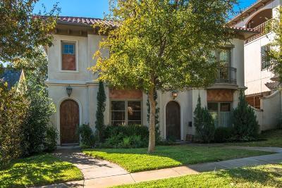 Fort Worth Single Family Home For Sale: 3633 Crestline Road