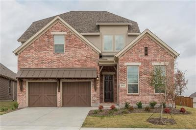 McKinney Single Family Home For Sale: 6917 St. George's Drive