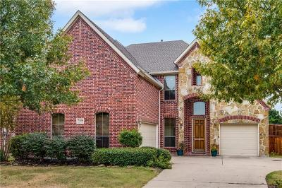 Frisco Single Family Home Active Option Contract: 15509 Tealwood Lane