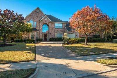 Flower Mound Single Family Home For Sale: 2813 Native Oak Drive