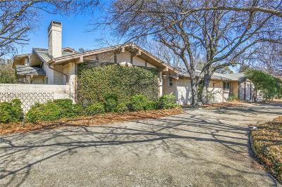 Dallas Single Family Home For Sale: 5731 McShann Road