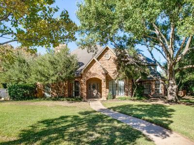 Southlake Single Family Home Active Kick Out: 570 Love Henry Court