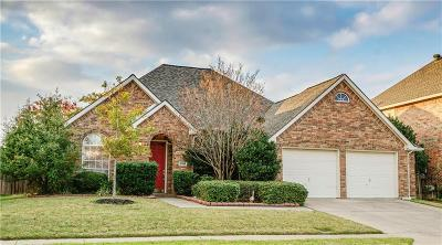 McKinney Single Family Home For Sale: 2504 White Owl Drive