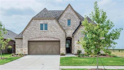 Celina Single Family Home For Sale: 1412 Bridgewater Boulevard
