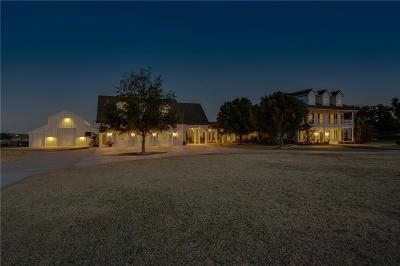 Weatherford Farm & Ranch For Sale: 2431 Old Dennis Road
