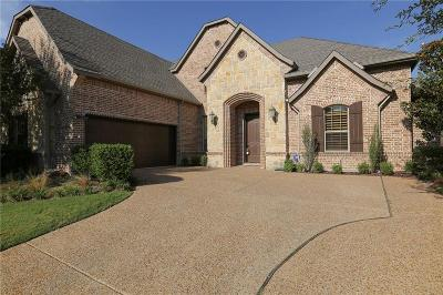 McKinney Single Family Home For Sale: 1205 Thornapple Drive