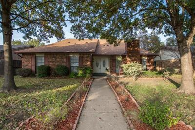 Coppell Single Family Home For Sale: 312 Park Meadow Way