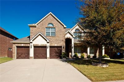 Frisco Single Family Home Active Option Contract: 14872 Holly Tree Lane