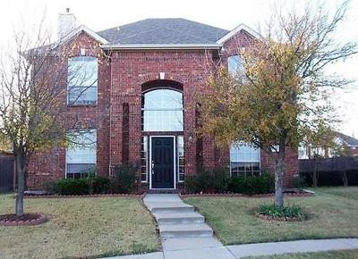 The Colony Residential Lease For Lease: 6217 Apache Drive