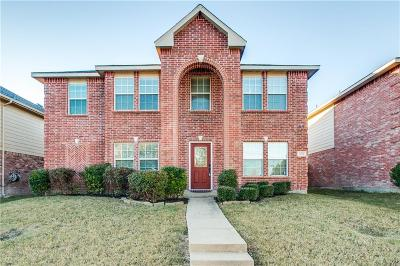 Allen Single Family Home For Sale: 1322 Red River Lane