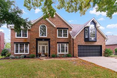 Grand Prairie Single Family Home Active Option Contract: 126 Starbridge Lane