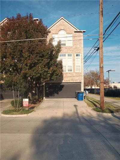 Dallas Townhouse For Sale: 420 N Hill Avenue