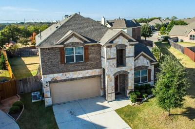 Fort Worth Single Family Home For Sale: 2576 Open Range Drive