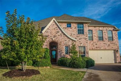 Weatherford Single Family Home For Sale: 514 Saddle Ridge Trail