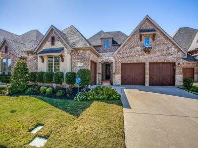 The Colony Single Family Home For Sale: 3216 Balmerino Lane