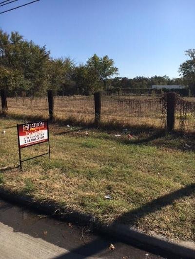 Dallas Residential Lots & Land For Sale: 9450 Sandyland Boulevard