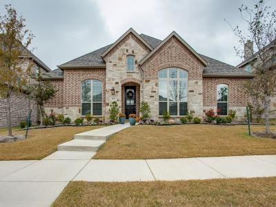 Sachse Single Family Home For Sale: 3107 Gentry Drive