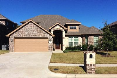 Mansfield Single Family Home For Sale: 1104 Copperleaf Drive
