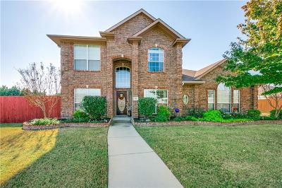 Rockwall Single Family Home For Sale: 745 Braewick Drive