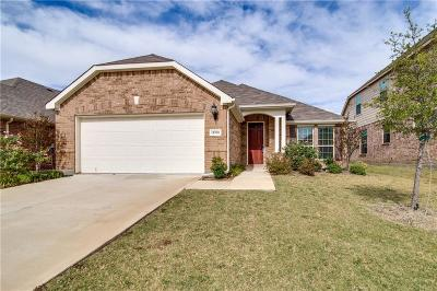 Frisco Single Family Home Active Option Contract: 11301 Hubbard Creek Drive