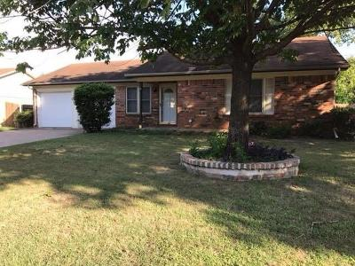 Burleson Single Family Home For Sale: 920 Hollow Creek Road