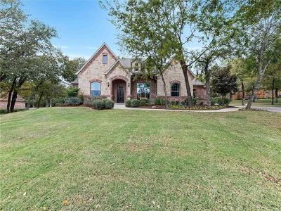 Fort Worth Single Family Home For Sale: 4225 Estancia Way